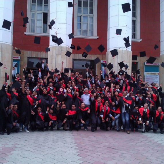 Top ranking medical universities in Kyrgyzstan