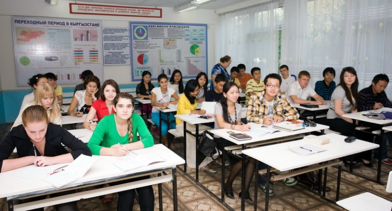 kyrgyz-russian-slavic-university-medical-faculty-students